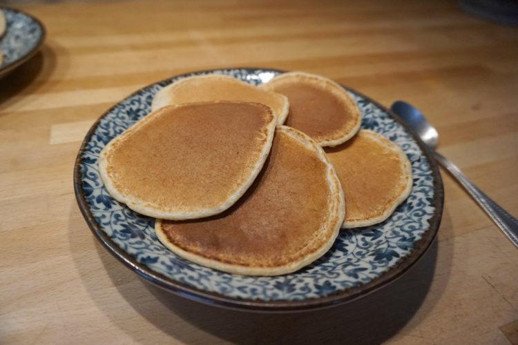 pancakes amande